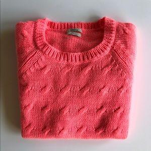 Madewell x Wallace Fluorescent Mohair Blend Knit